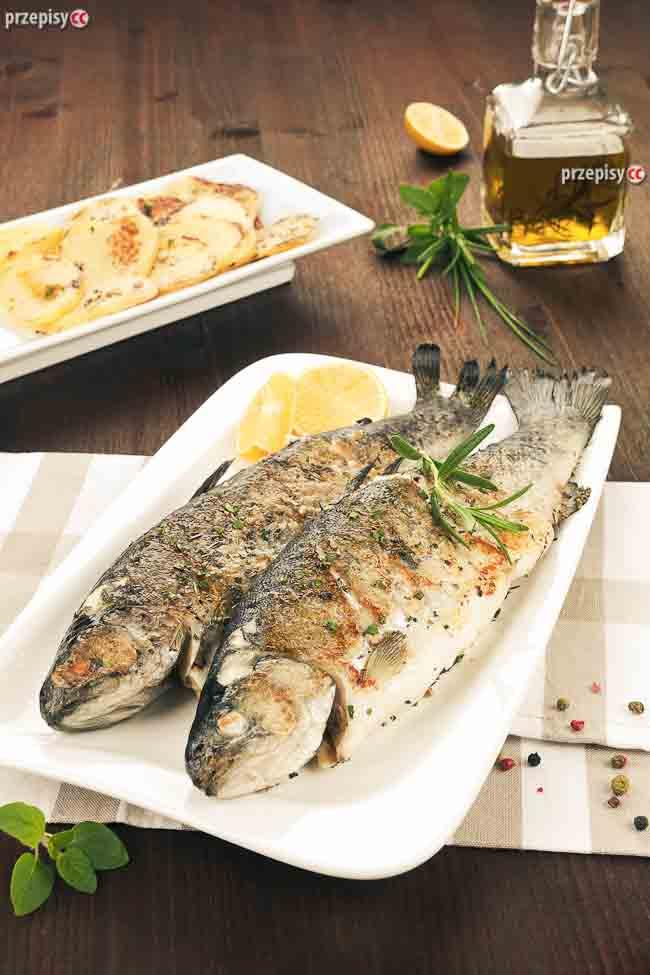 pieczona-ryba