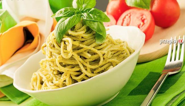 spaghetti-na-zielono