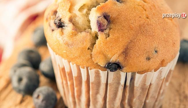 muffin-jagodowy