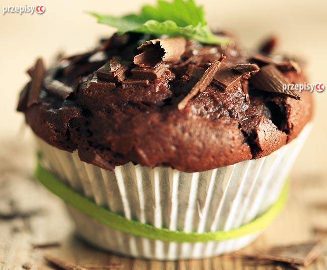 czekoladowa-muffinka